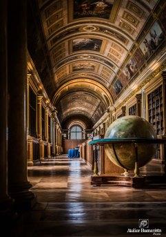 Biblioteque de Fonteinbleu