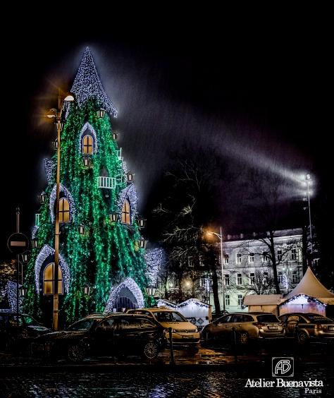 Vilnius Tree